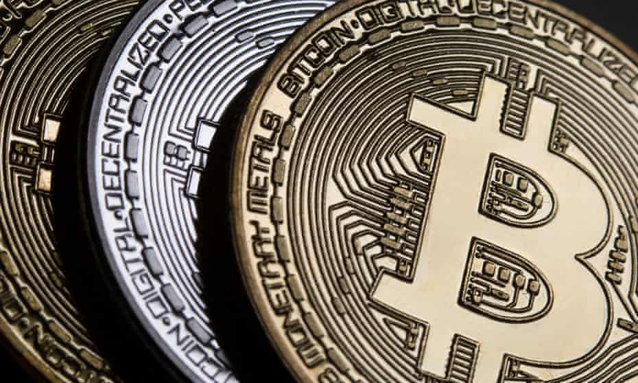 Bitcoins physically (gold and silver).