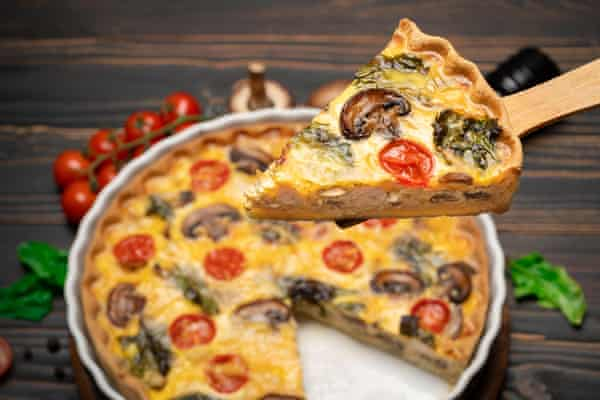 Unleash The Quiche 10 Mouthwatering Recipes To Try From Seafood To Blue Cheese Life And Style The Guardian
