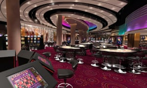 Resorts World Birmingham features no fewer than 150 slot machines and 31 gaming tables.