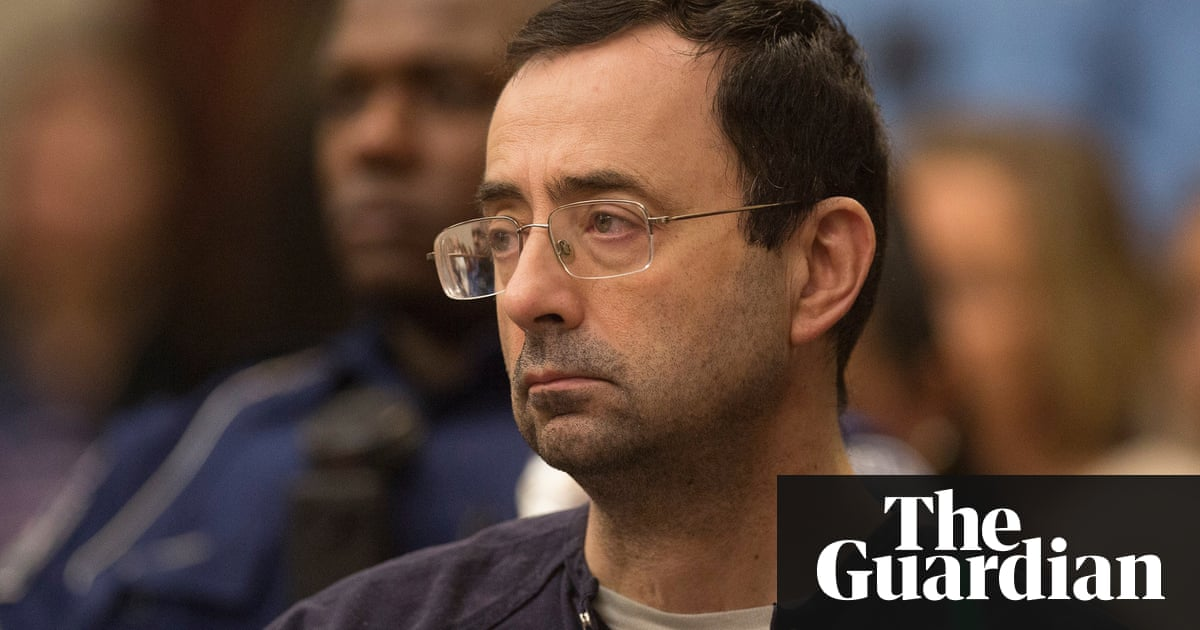 How was Larry Nassar able to abuse so many gymnasts for so long? | Sport |  The Guardian