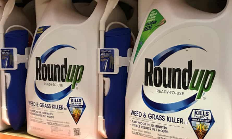 One of the world's best-known glyphosate-based products is Monsanto's Roundup weed killer.