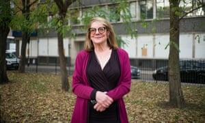 Psychologist Elizabeth Loftus
