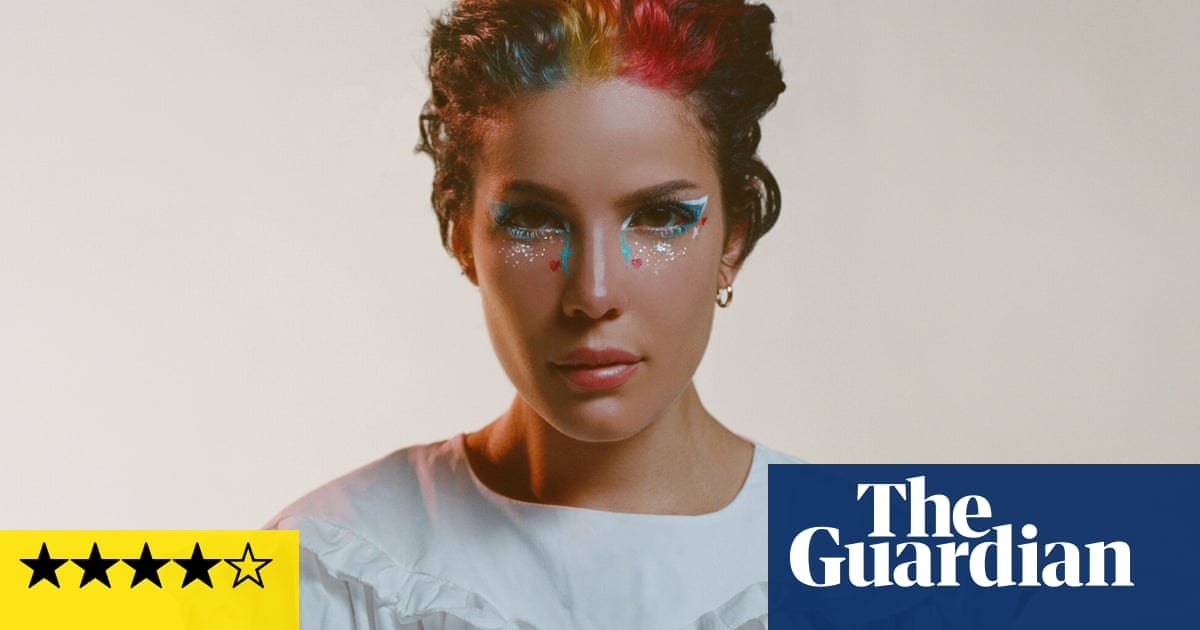 Halsey: Manic review – takes confessional pop to the next level
