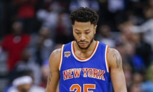 New York Knicks  guard Derrick Rose has come under criticism after not  contacting the team 9b30bedc8