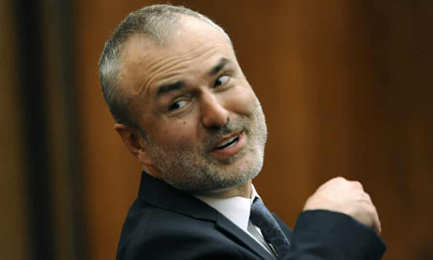 Nick DentonGawker Media founder Nick Denton attends Hulk Hogan's trial against Gawker Wednesday, March 9, 2016, in St. Petersburg, Fla. Hogan, whose given name is Terry Bollea, and his attorneys are suing Gawker for $100 million, saying his privacy was violated, and he suffered emotional distress after Gawker posted a sex tape of Hogan and his then-best friend's wife. (AP Photo/Steve Nesius, Pool) MANDATORY NY POST OUT