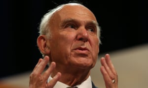 Vince Cable suggested the public could be paid for their data.