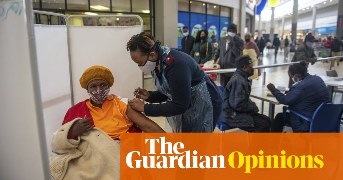 The Guardian view on Covid and the world: some reject vaccines – others are denied them