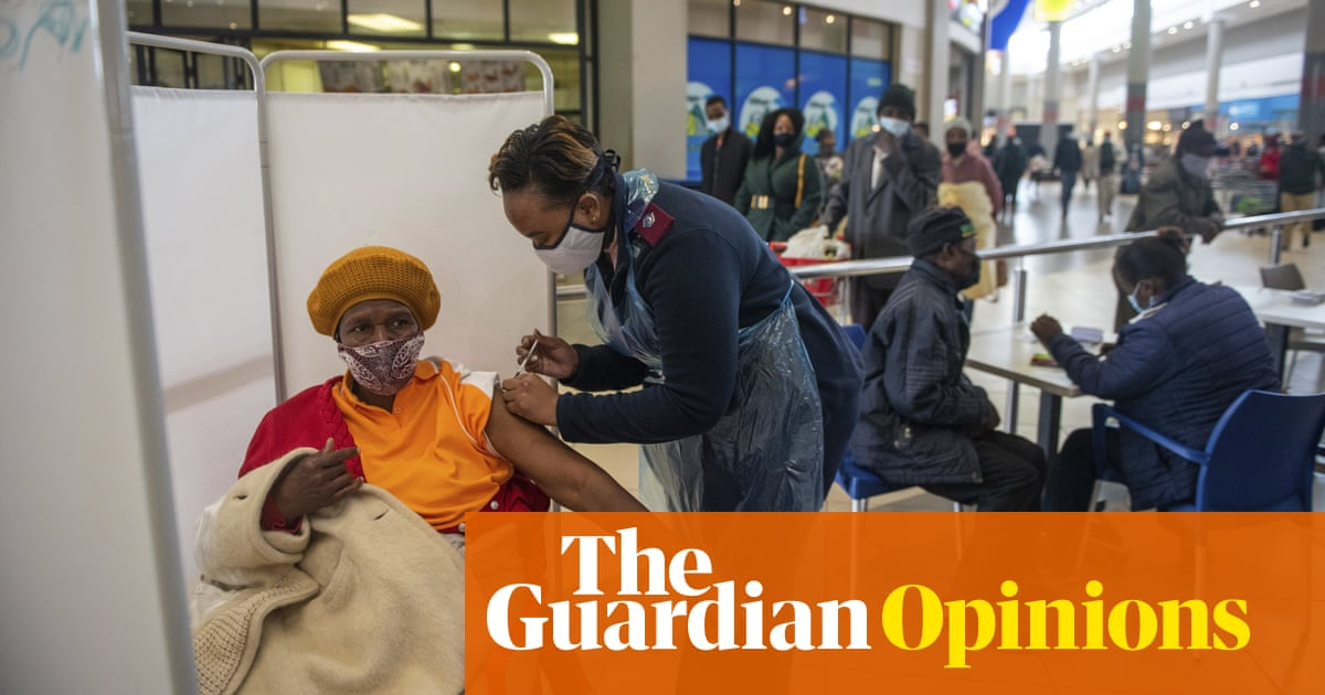 The world is making billions of Covid vaccine doses, so why is Africa not getting them?