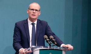 Simon Coveney updates the media on the publication of the Withdrawal of the United Kingdom from the European Union (Consequential Provisions) Bill 2019