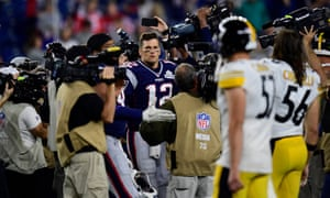 Tom Brady may well be heading to another Super Bowl this season