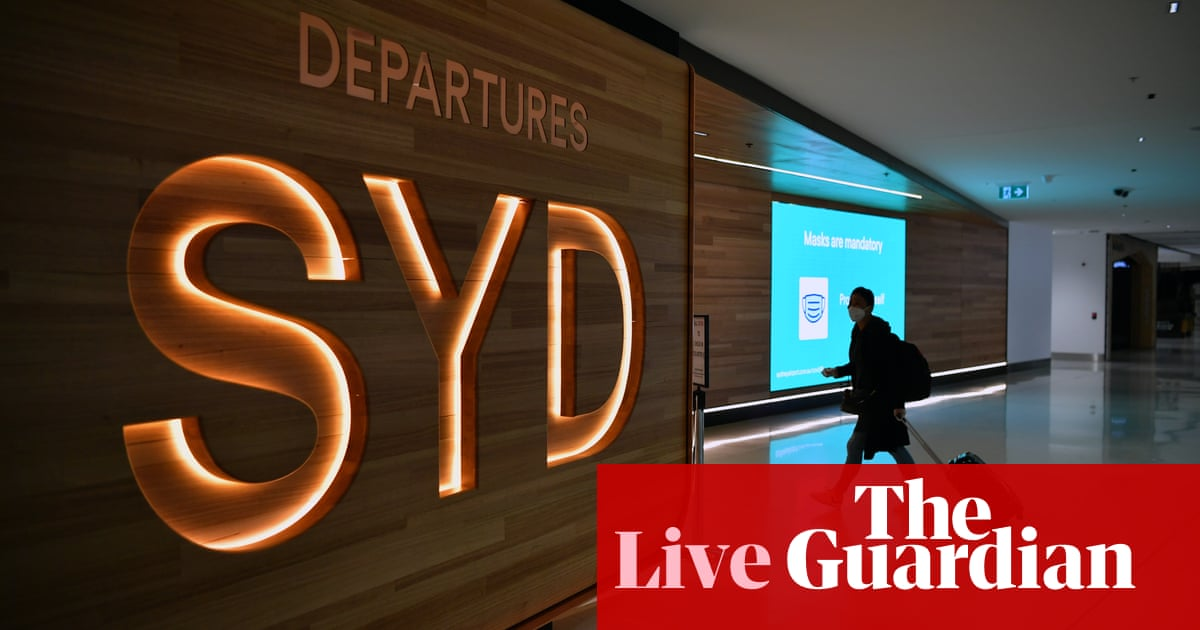 Australia Covid updates: NSW to unveil road out of lockdown, hopes for travel ban to be lifted by November – live