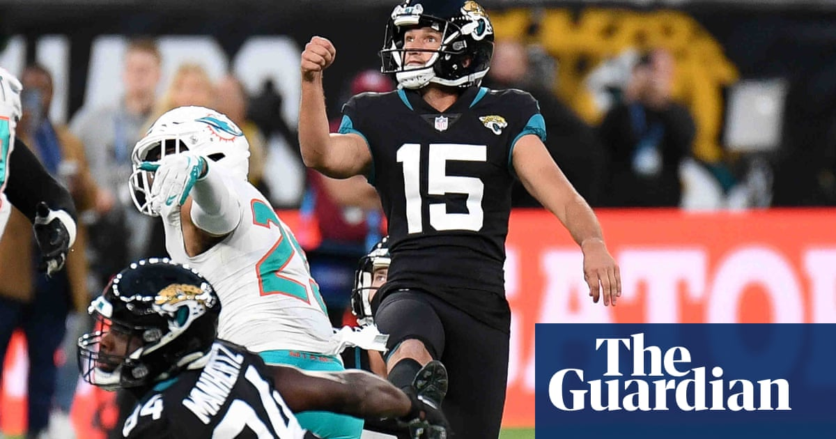 Matthew Wright's last-gasp kick gives Jacksonville welcome win over Miami