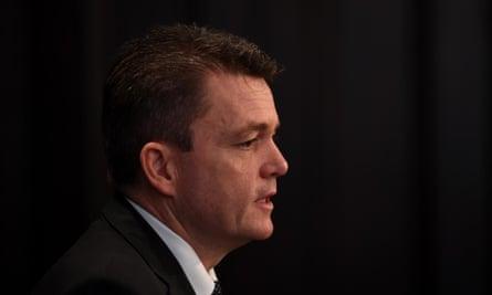 AFP commissioner Andrew Colvin.