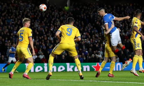 Leon Balogun and Kemar Roofe on target in Rangers win over Brondby