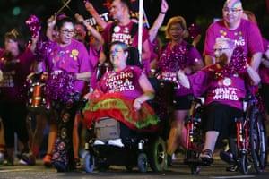 The Sydney Mardi Gras parade began in 1978