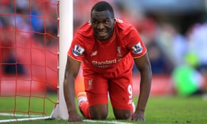 Christian Benteke leaves Liverpool after little more than a year at Anfield.
