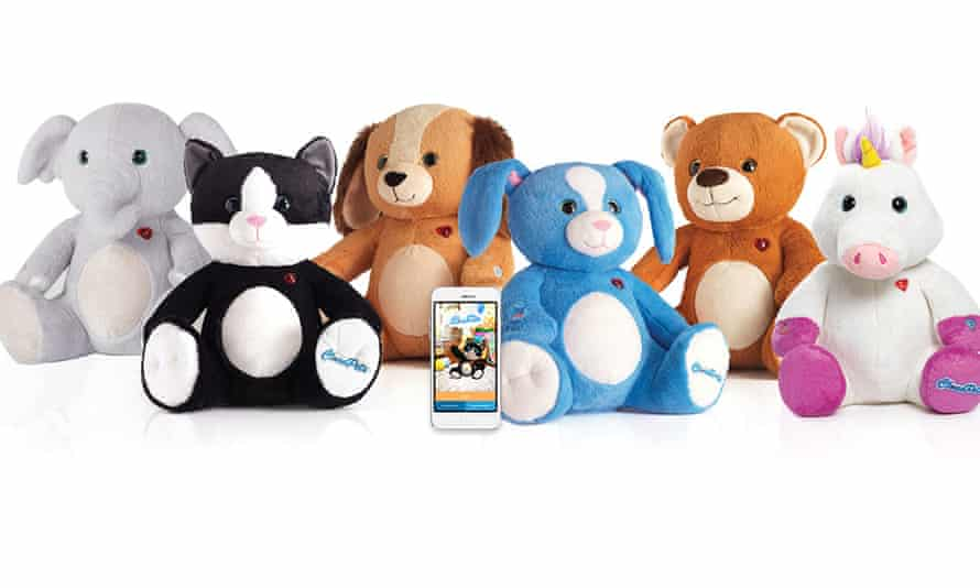 CloudPets soft toys