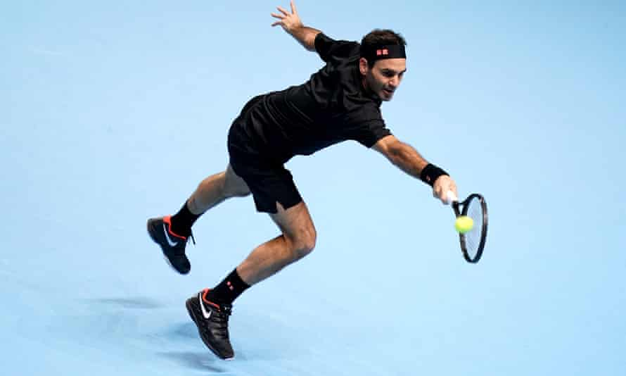 Roger Federer: 'That's the only real concern I have: 'Is the knee going to hold up?'