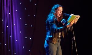 Christie at the Greenwich Comedy Festival last September.