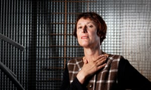 """Cornelia Parker, sculptor and installation artist is curating a group at the Foundling museum in London on """"found"""" objects"""