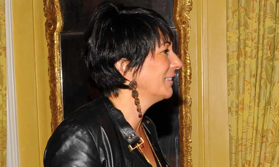 Ghislaine Maxwell in 2013 in New York