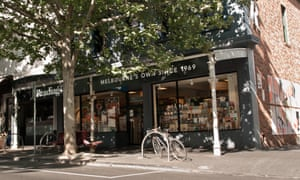 The flagship store of Melbourne's Readings, which won International Bookstore of the Year at the London Book Fair