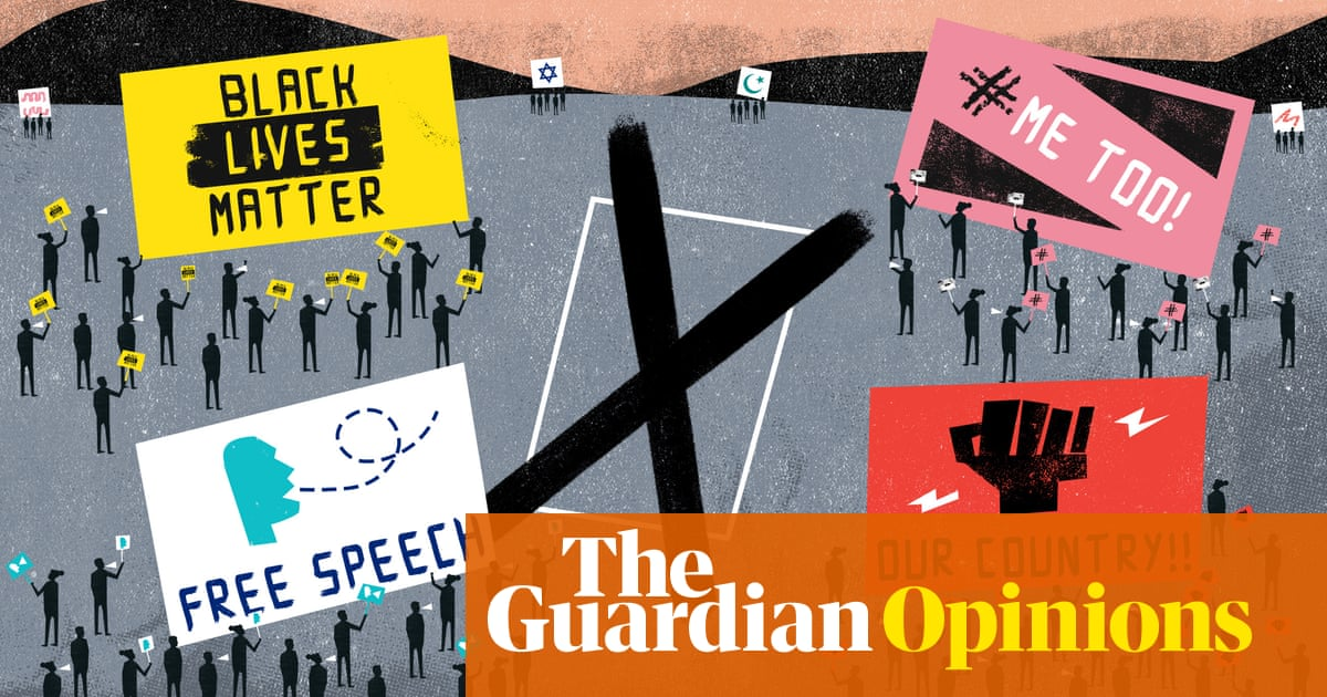 It comes as no shock that the powerful hate 'identity politics