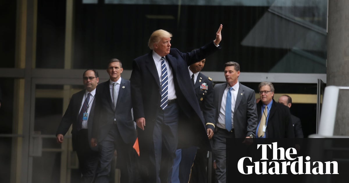 CIA liaison is first casualty of conflict between intelligence agency and Trump