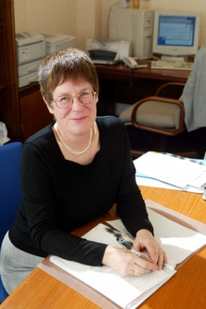 Julia Goodfellow, vice-chancellor of the University of Kent