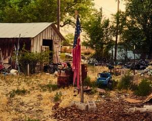 A Nucla yard.