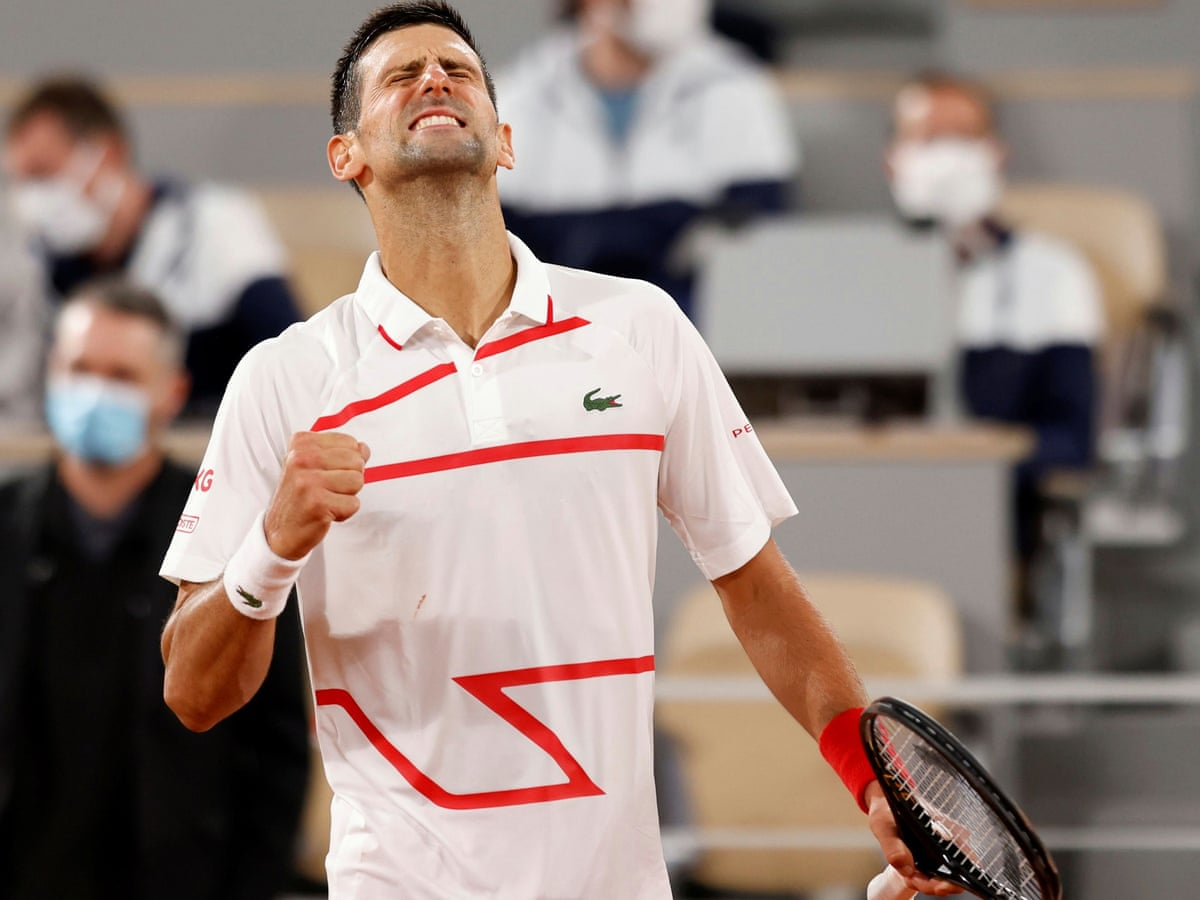 French Open 2020 Djokovic Through Watson Goes Out To Ferro As It Happened Sport The Guardian