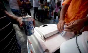 Venezuela beer shortage