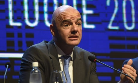 Uefa members rail against Gianni Infantino's plan for new Club World Cup