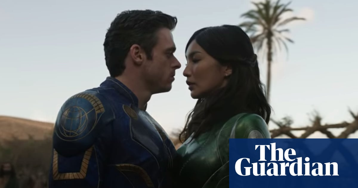 Eternals: first trailer for Chloé Zhao's Marvel movie released