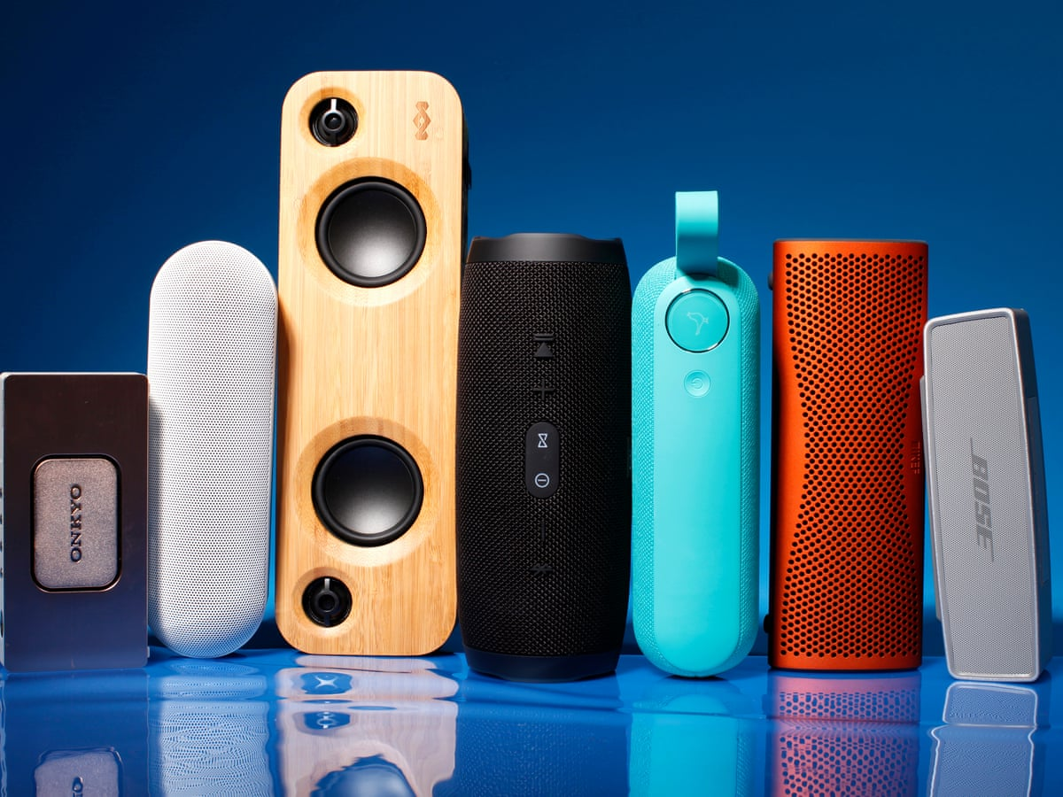 Carry A Tune Seven Of The Best Portable Bluetooth Speakers Gadgets The Guardian