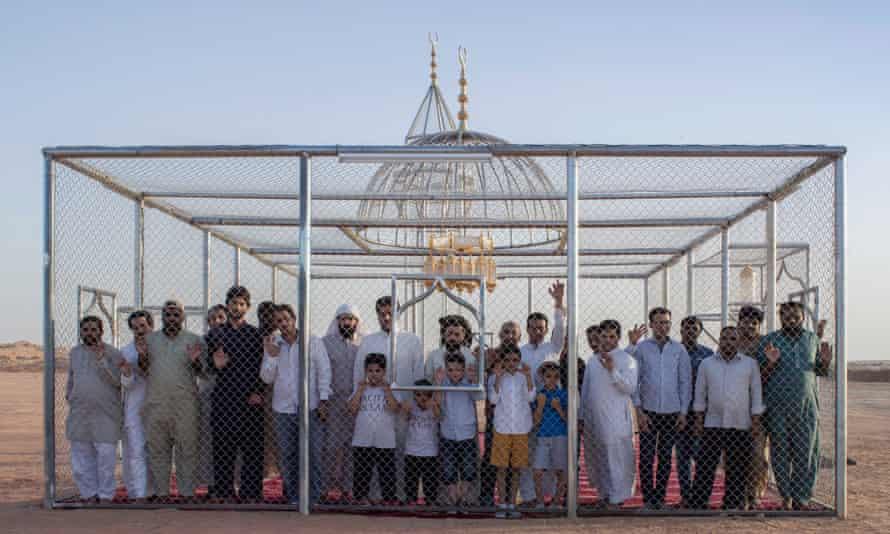 Paradise Has Many Gates by Ajlan Gharem.