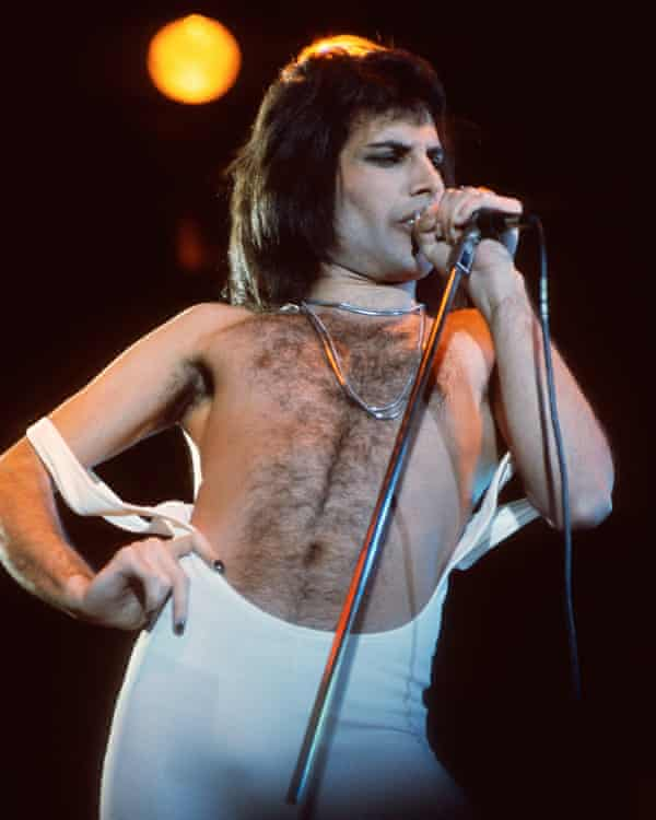 'They dig Monsieur Freddie and they call me queer'