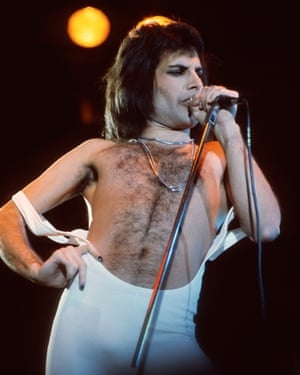 Guaranteed to blow your mind: the real Freddie Mercury