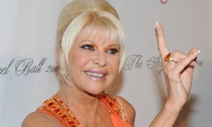 Ivana Trump says she encourages her ex-husband to keep tweeting.