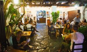 Bar Anita in Sant Carles de Peralta.