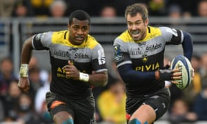Kini Murimurivalu and Brock James lead the charge as Wasps lose to La Rochelle in the European Champions Cup.