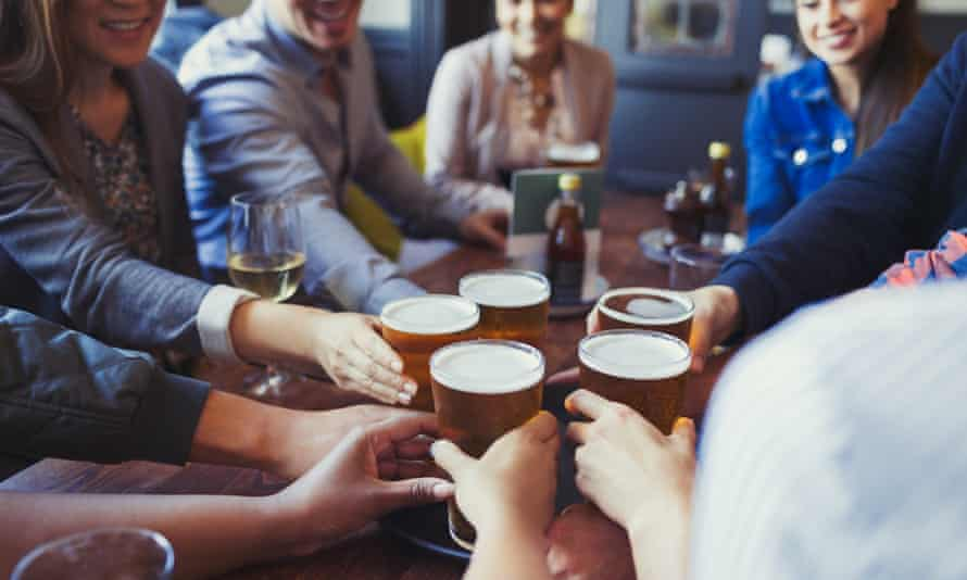 A YouGov survey found that a fifth of respondents had met their partner at the pub.