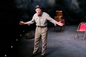 Pip Miller as Teddy