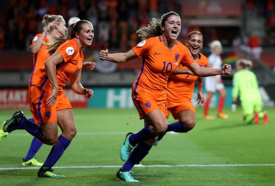 Women's World Cup 2019 team guide No 20: Netherlands | Women's World Cup 2019 | The Guardian