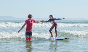 Son Surf School, South Africa