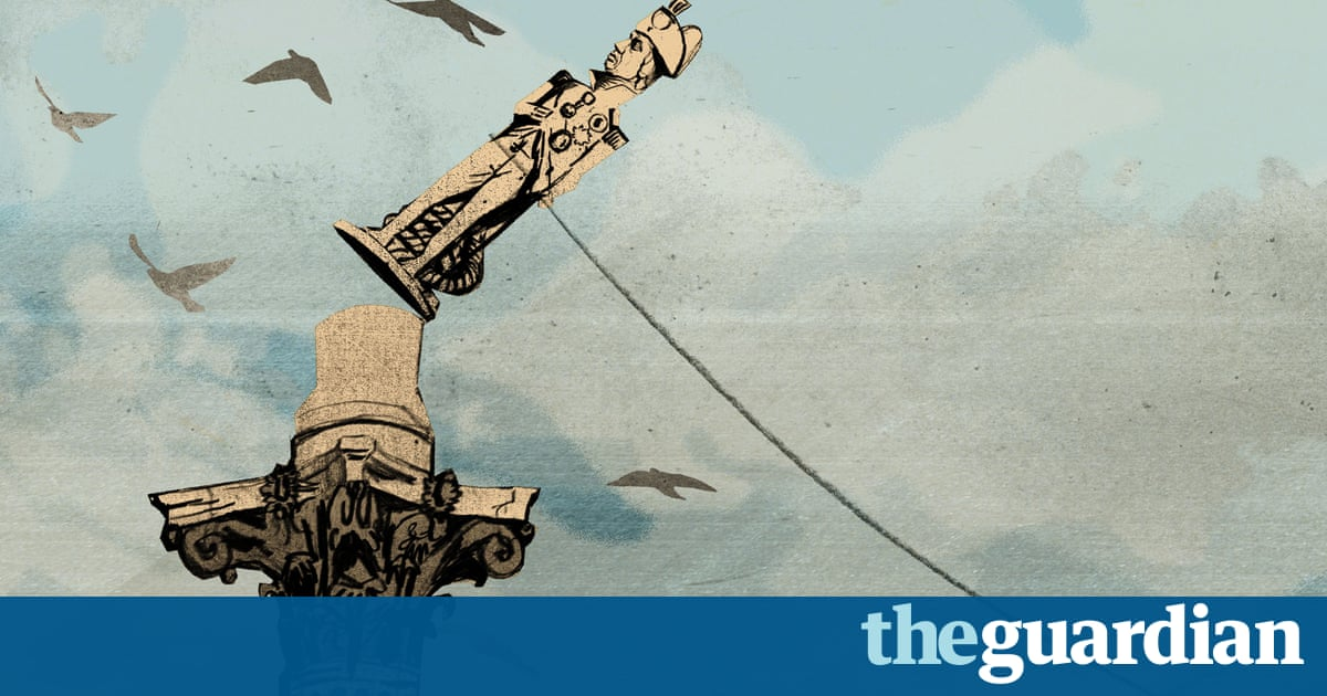 Toppling statues? Here's why Nelson's column should be next | Afua Hirsch