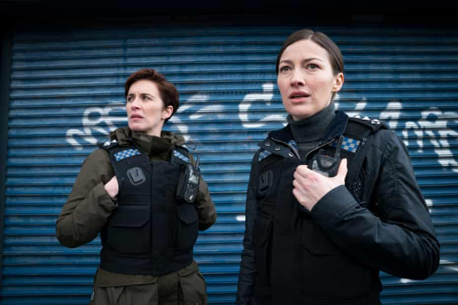 Tropes … Vicky McClure and Kelly Macdonald in the new series of Line of Duty.