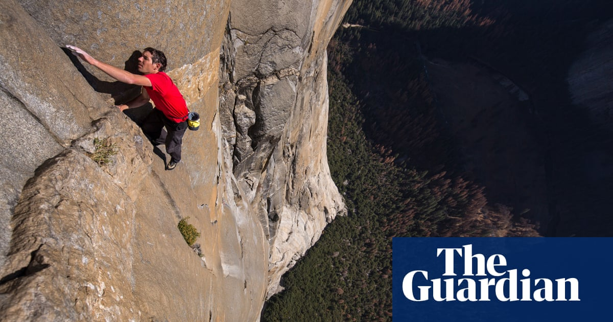 Autism Risk Climbs With Number Of >> It S Sort Of The Extreme Free Solo S Alex Honnold On Rock Climbing