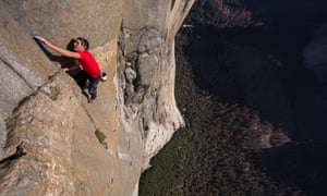 It's sort of the extreme': Free Solo's Alex Honnold on rock