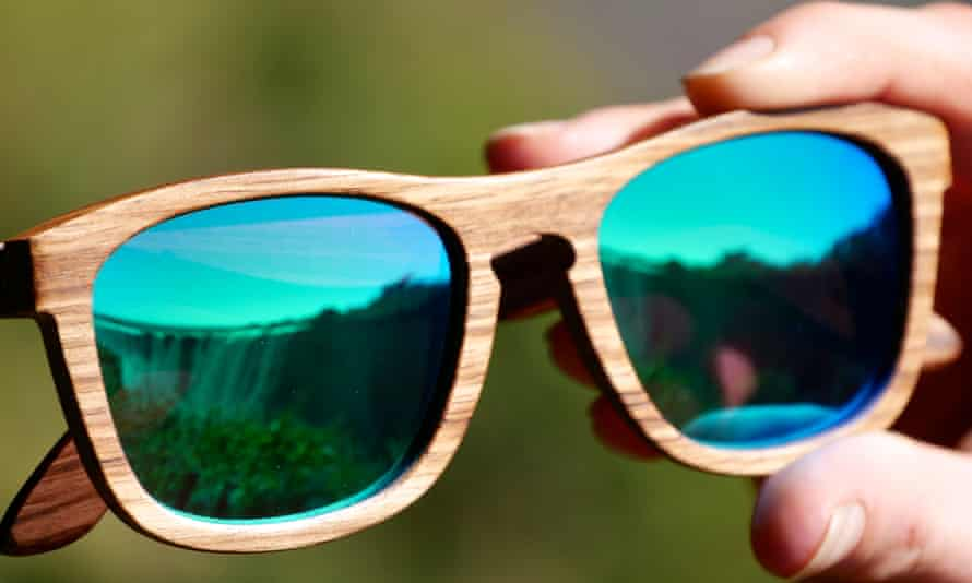 Wild Wood sunglasses